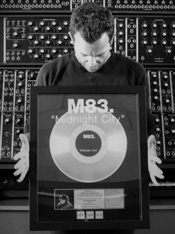 Midnight City goes Platinum