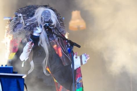 Fever Ray DEF Coachella