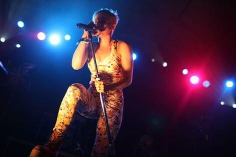 Robyn DEF Coachella